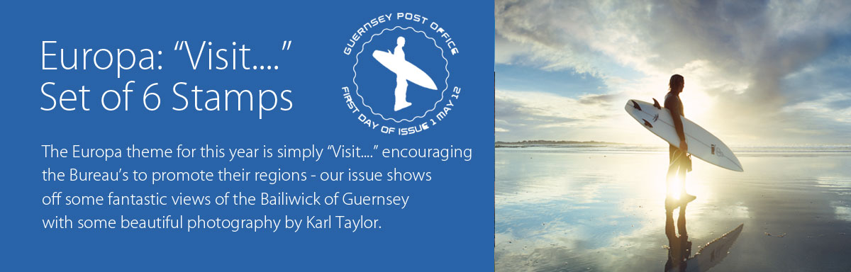 Europa Visit... The Bailiwick of Guernsey
