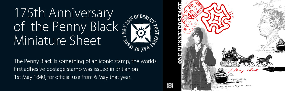 175th Anniversary of the Penny Black