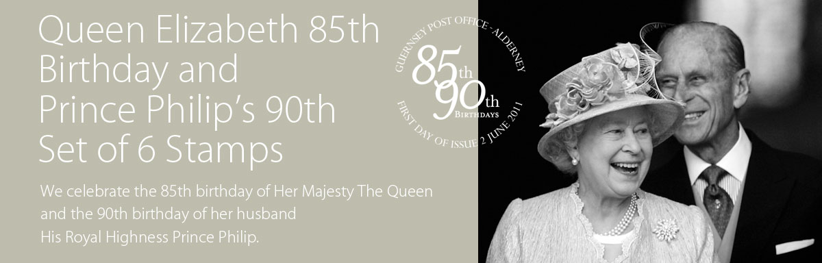 Queen Elizabeth 85th Birthday and Prince Philips 90th