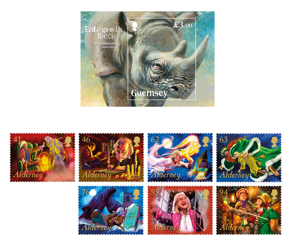 Most beautiful stamps 2018