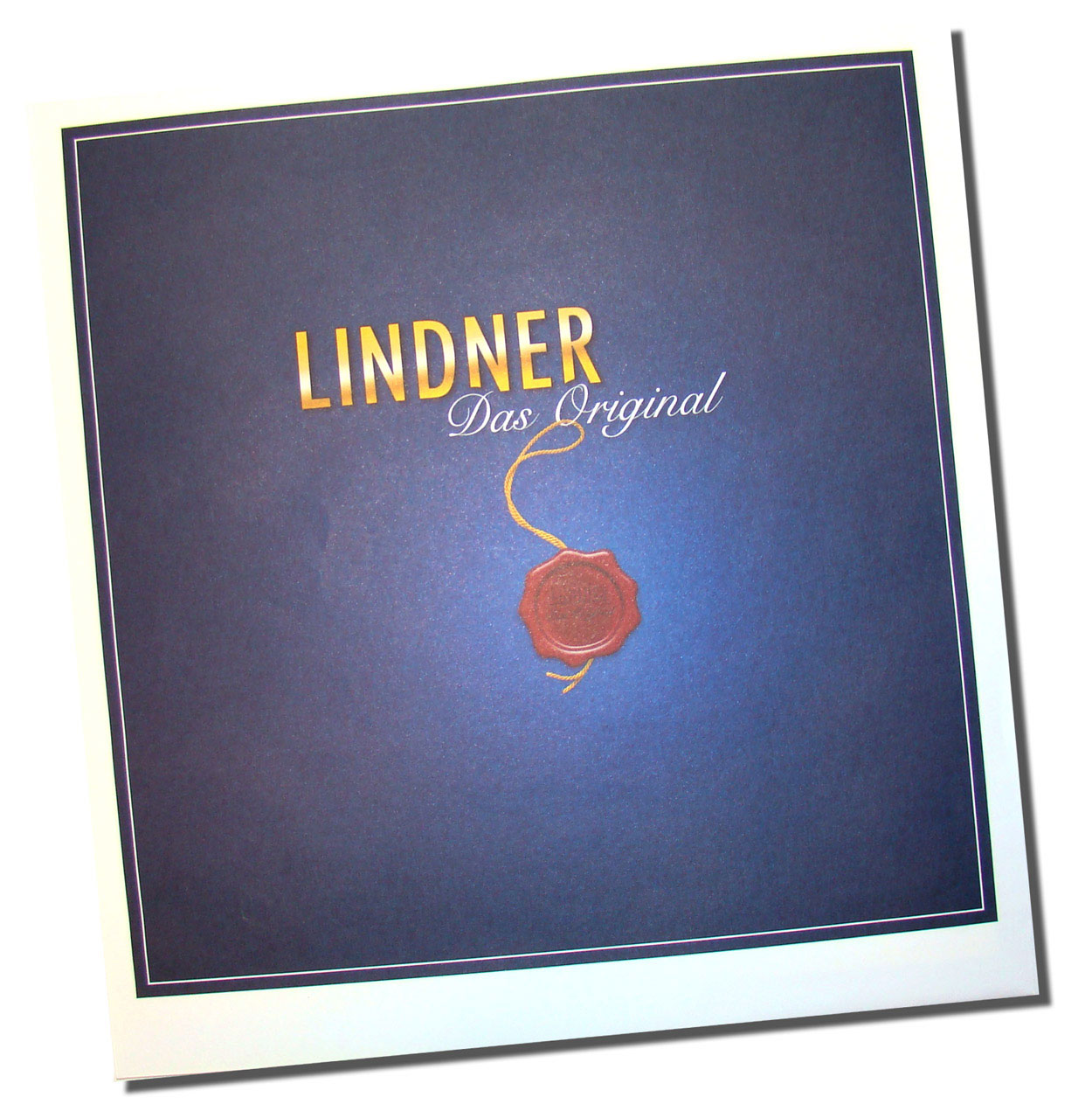 Alderney 2019 Luxury Lindner Hingeless Leaves