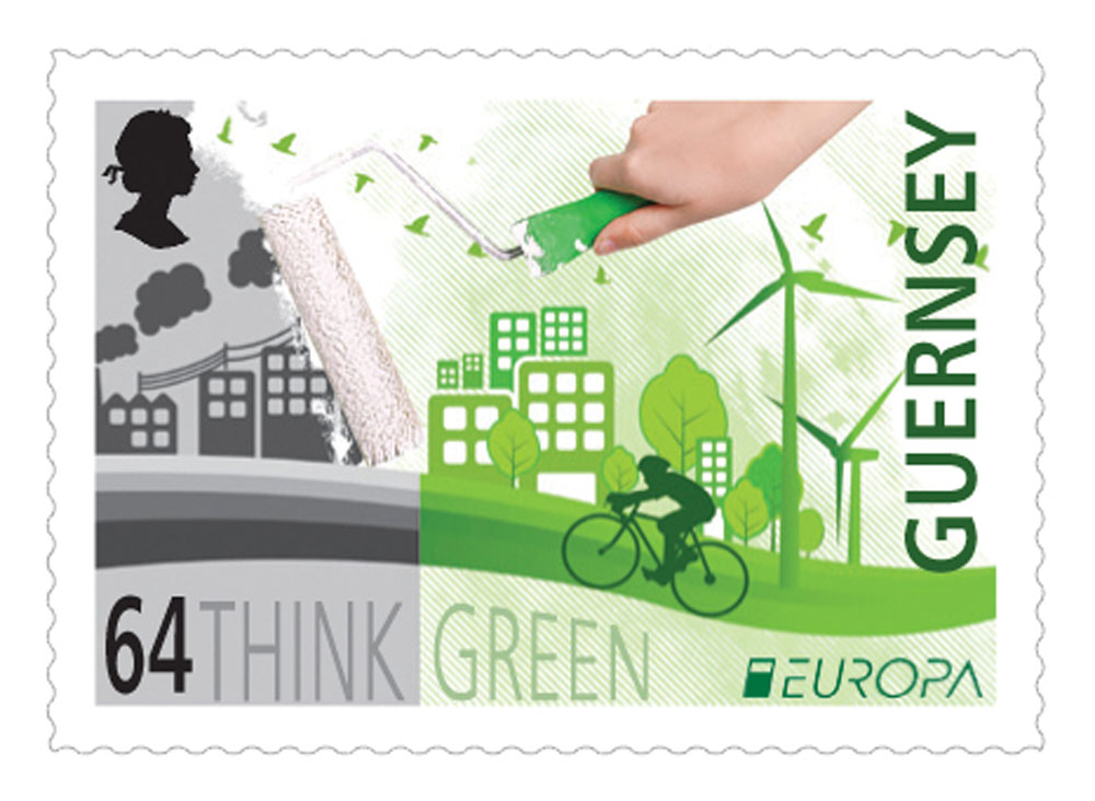 Guernsey explores Think Green theme