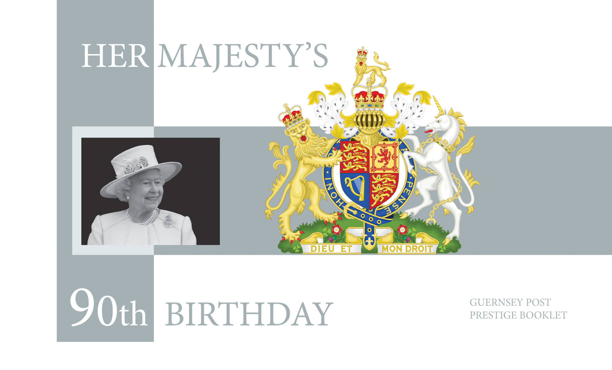 Her Majesty The Queens 90th Birthday Prestige Booklet