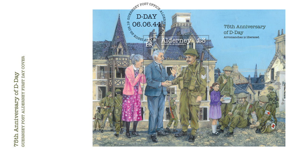 Miniature Sheet First Day Cover