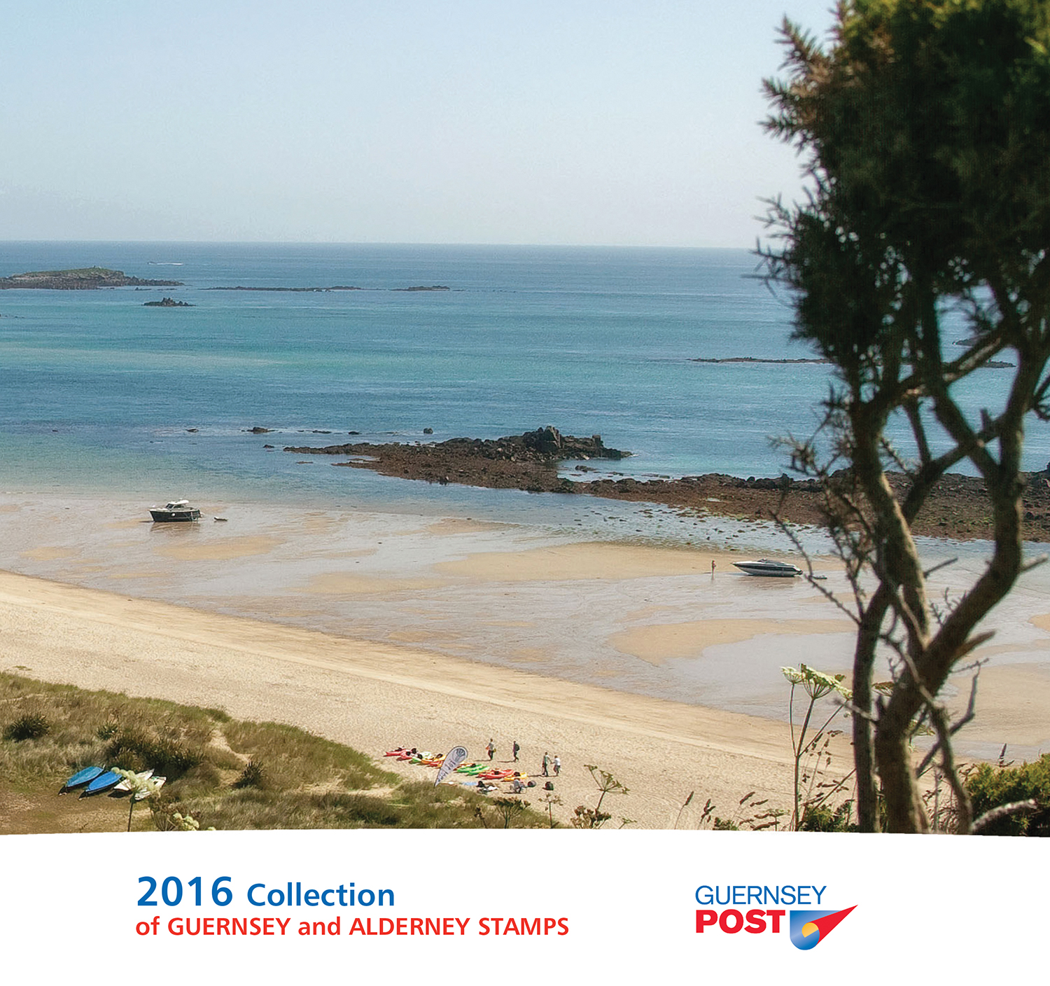 Guernsey Post celebrates a year of stamps