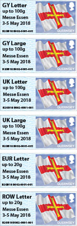 Guernsey Philatelic to launch new Post and Go unit at Essen International Stamp Fair