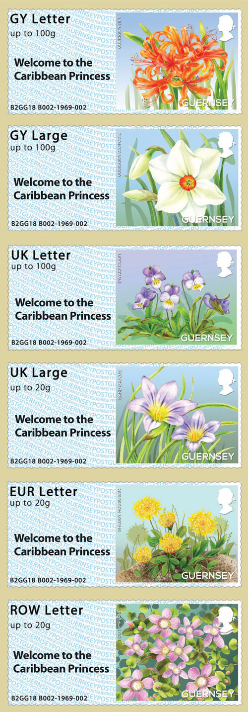 Guernsey to vend Post & Go stamps at the Guernsey Information Centre