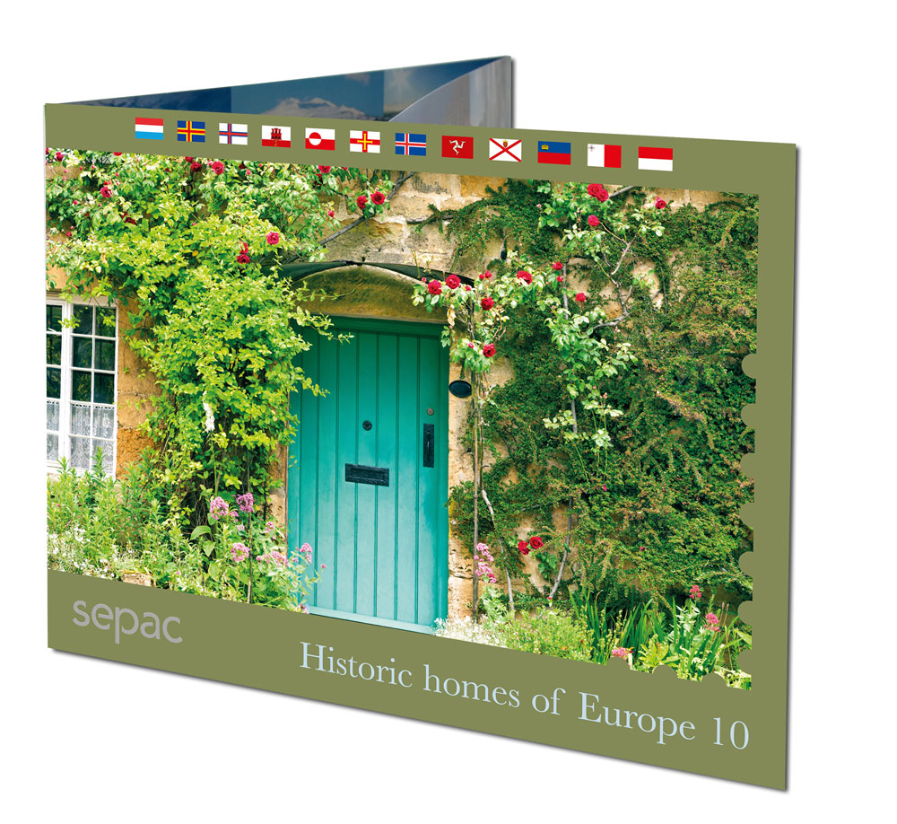 Sepac Folder 2019 - Historic Homes of Europe