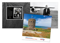 Guernsey Post celebrates a year of stamps: 2015 stamp programme also unveiled