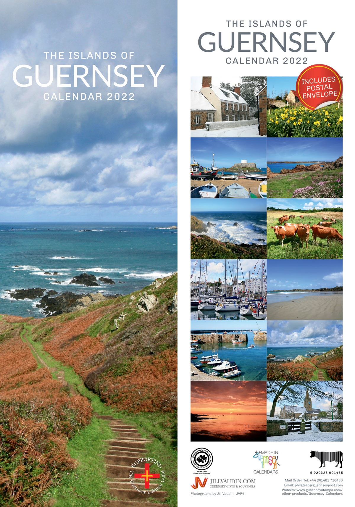 Guernsey Appointment Calendar 2022