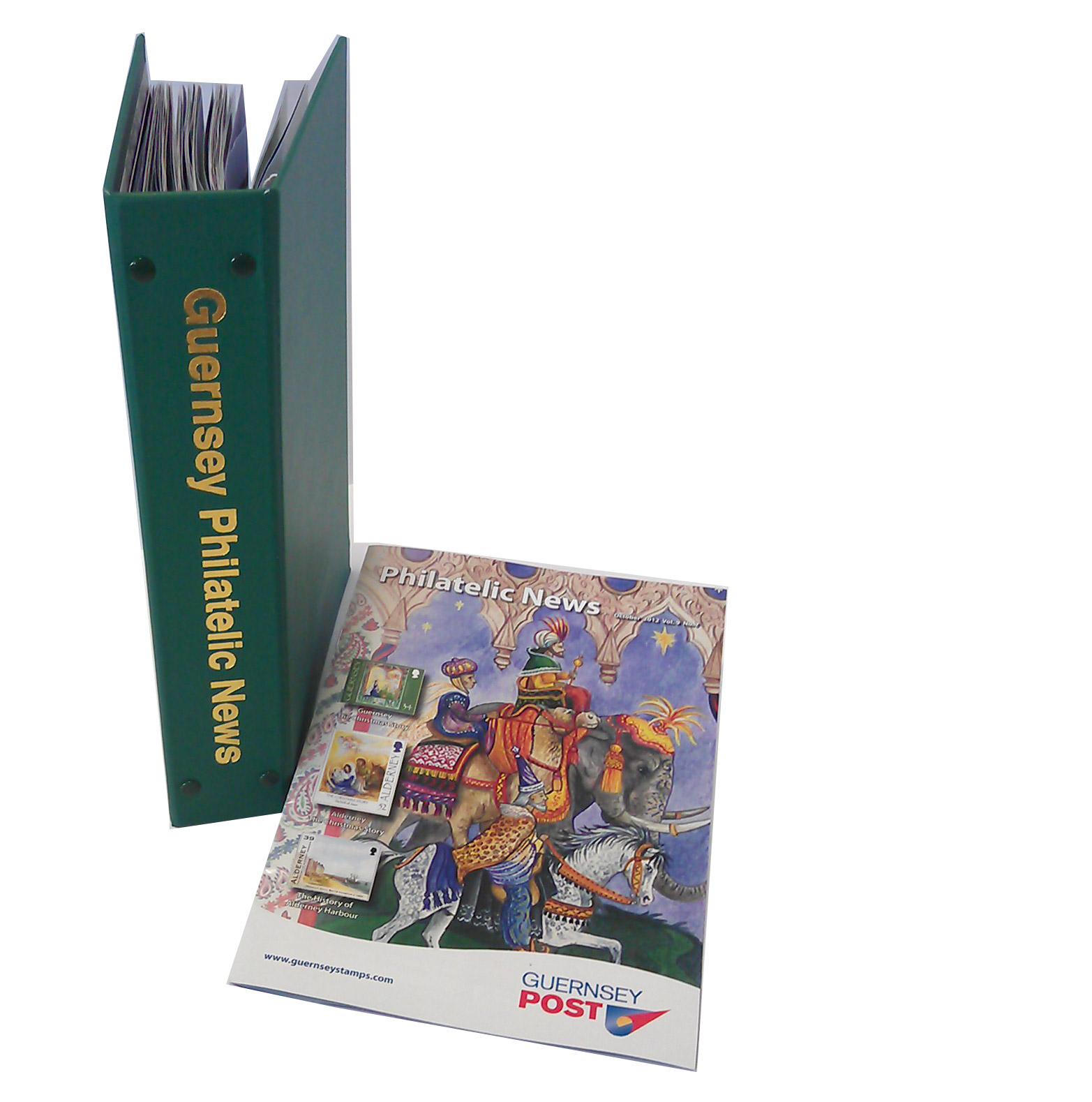 Philatelic News Binder