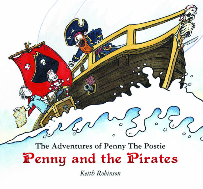 Children's Book - Penny and The Pirates