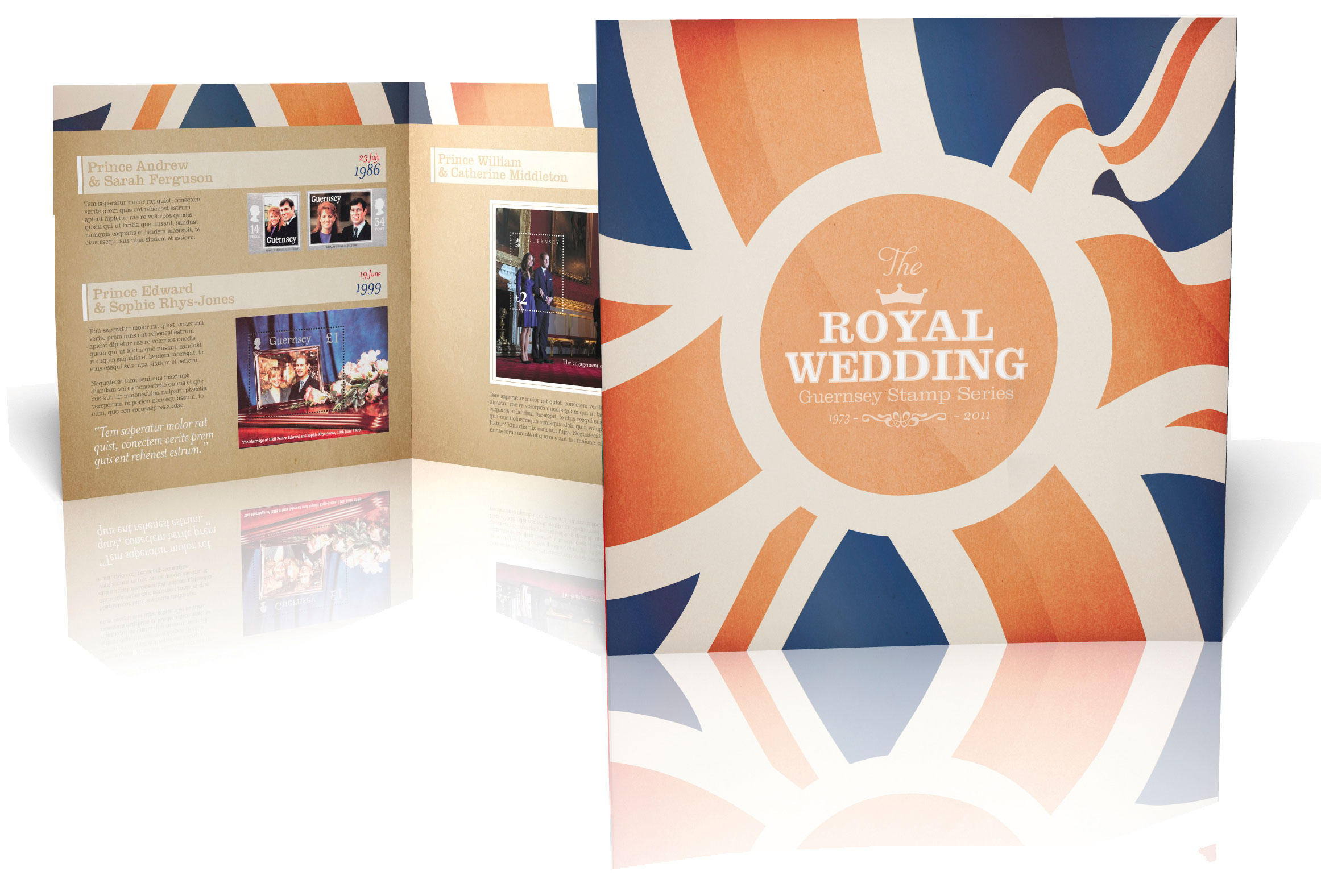 Royal Wedding Limited Edition Folder
