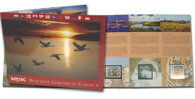 SEPAC Folder - Beautiful Corners of Europe 4