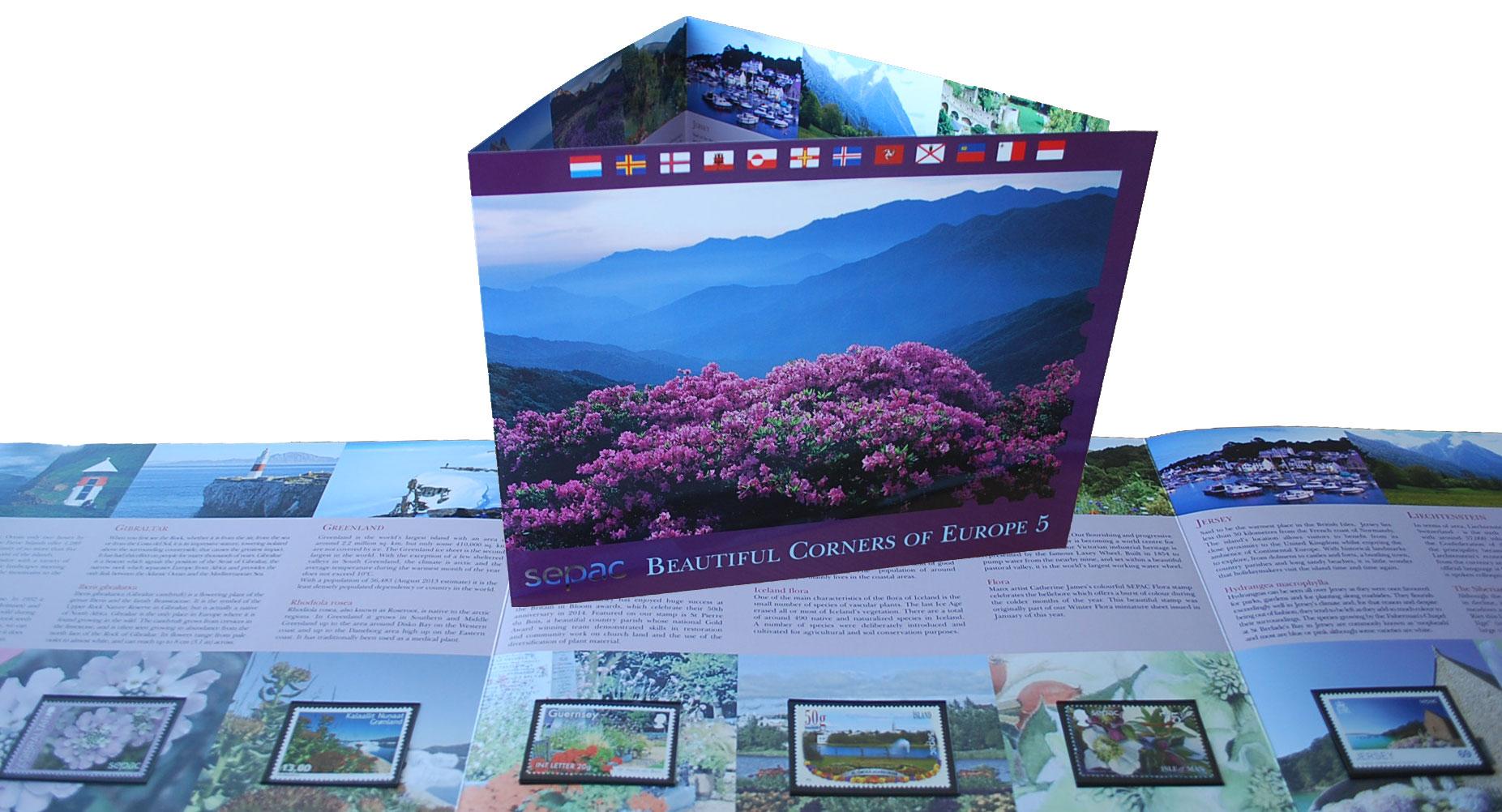 SEPAC Folder 2014 Beautiful Corners of Europe 5