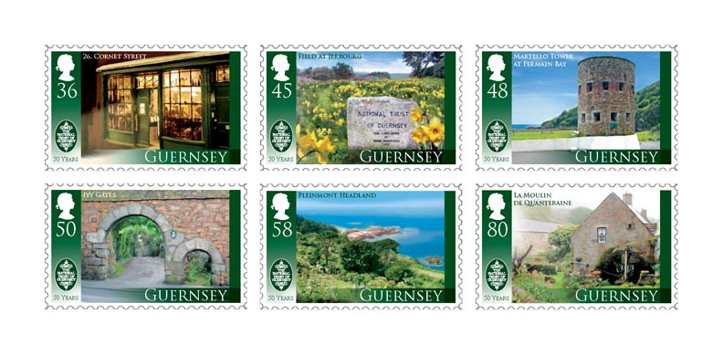 50th Anniversary of the National Trust of Guernsey