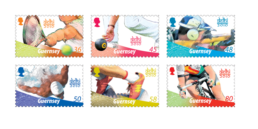 40 years of Guernsey at the Commonwealth Games