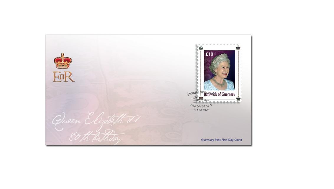 HM Queen Elizabeth II £10 Definitive