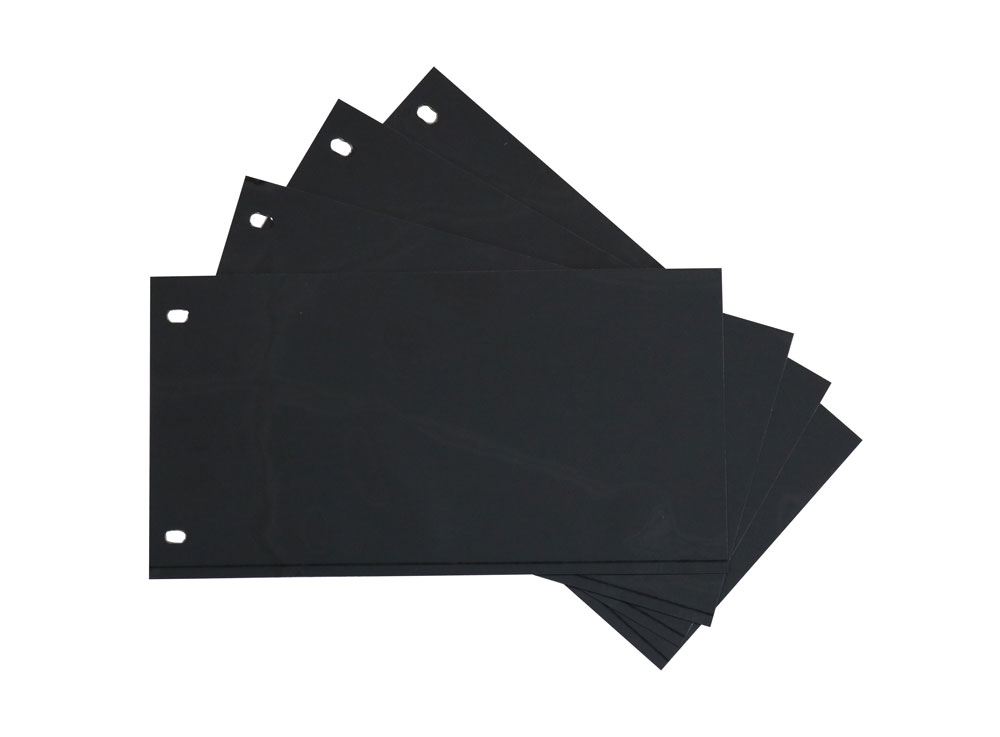 Empty Pack Inserts - Full sheet